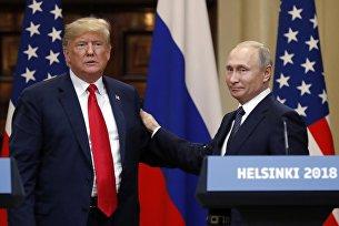 Теперь это уже не дикая теории заговора: вероятно, что Трамп является российским агентом (The Globe and Mail, Канада):