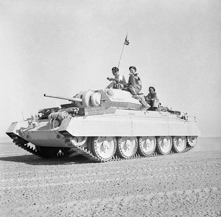 Британские танки