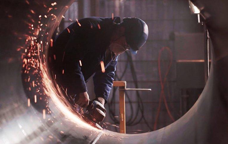 """Трубы для строительства трубопровода """"Северный поток-2"""""""