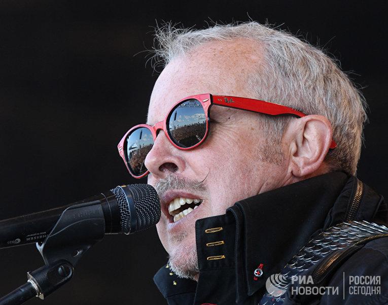 """Третий международный рок-фестиваль """"Рок над Волгой"""""""