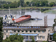 Азовский морской порт