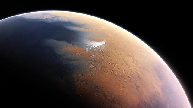 Гуаньча (Китай): китайский зонд Тяньвэнь-1 успешно выполнил корректировку на дальней точке орбиты Марса