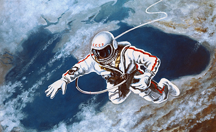 Рисунок «Над Черным морем»