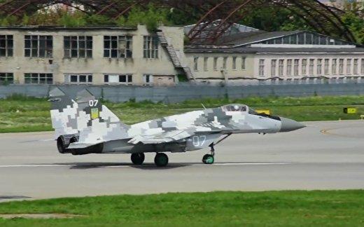 На Украине модернизировали МиГ-29