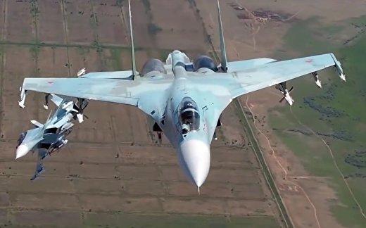 День ВВС: Россия демонстрирует военную мощь