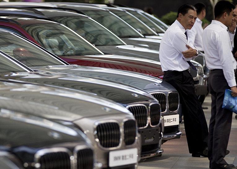 Продажа поддержанных автомобилей в Пекине