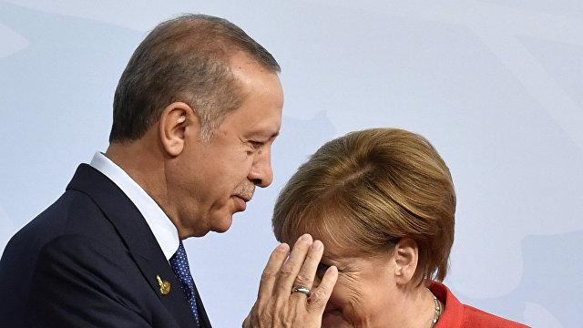 Duvar (Турция): прощальный подарок Меркель Эрдогану