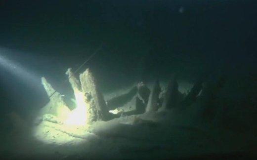 В Крыму нашли судно эпохи Римской империи