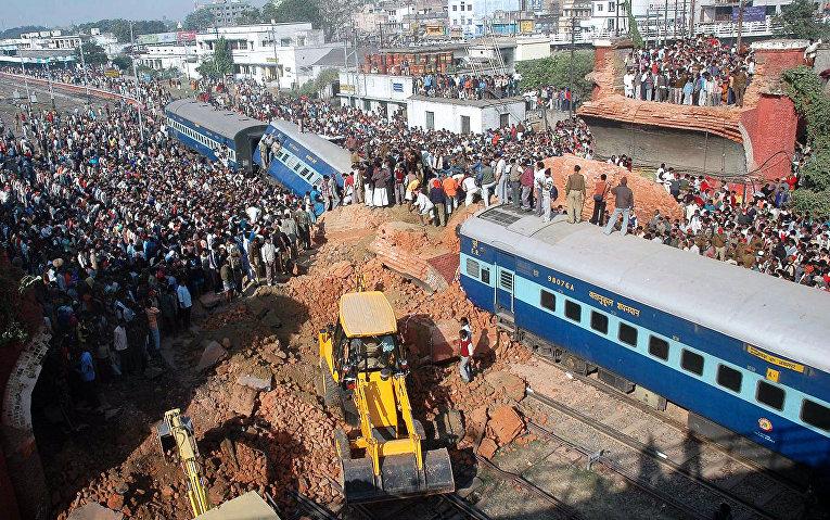 Индия: В штате Бихар 2 декабря погибли свыше 30 человек