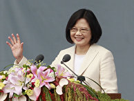 Глава администрации Тайваня Цай Инвэнь