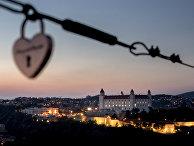 Братиславский замок можно накануне неофициальной встречи глав 27 государств ЕС