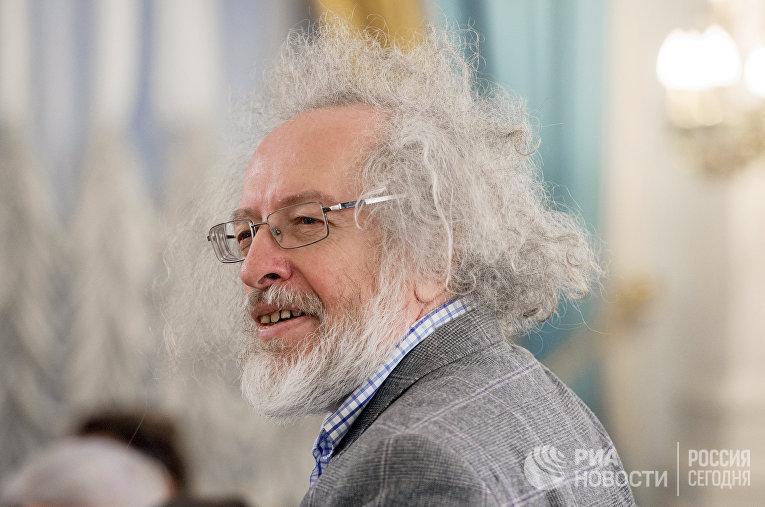 Главный редактор радиостанции «Эхо Москвы» Алексей Венедиктов