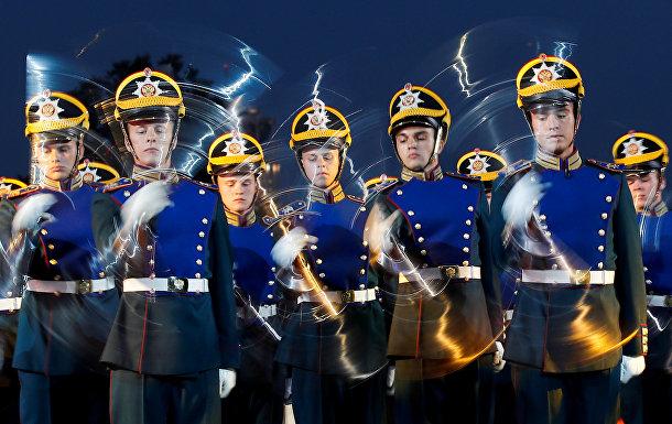 Рота специального караула Президентского полка
