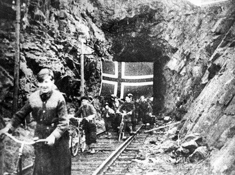 Освобождение Северной Норвегии советской армией