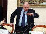 Владимир Потанин на заседании Совета при президенте РФ по развитию физкультуры и спорта