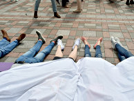 Протест в Киеве