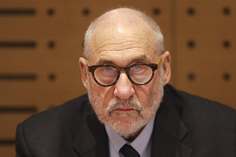 Лауреат Нобелевской премии экономист Джозеф Стиглиц