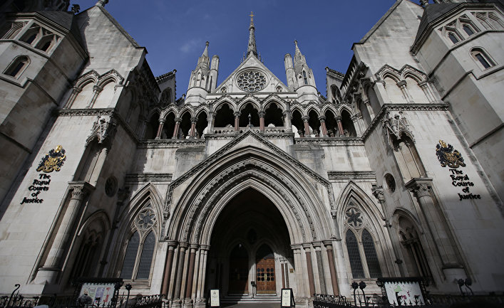 Высокий суд правосудия Англии