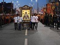 Крестный ход, приуроченный к 100-летию гибели царской семьи