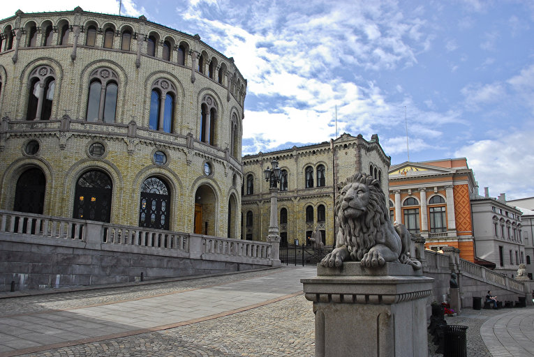 Стортинг, парламент Норвегии