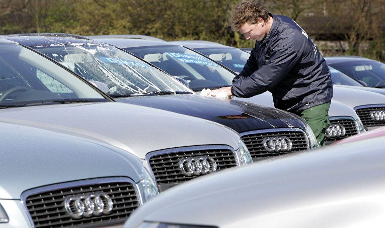 Продажа автомобилей Audi в Гельзенкирхене, Германия