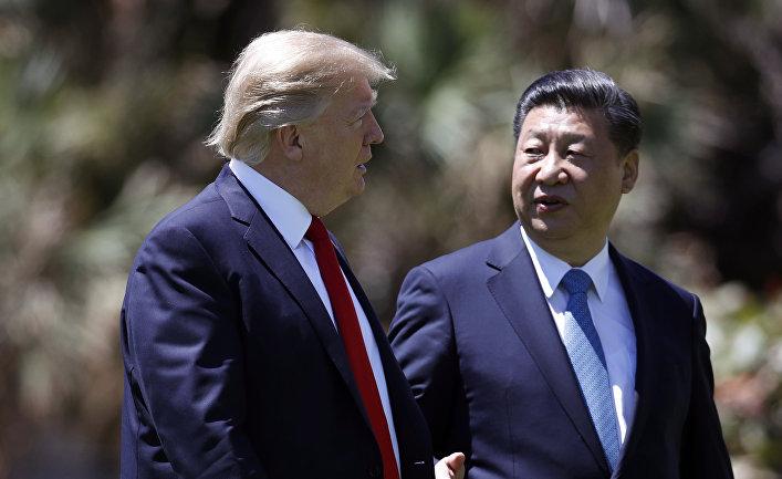 WSJ: США подумывают отменить торговые пошлины с Китаем ради уступок