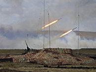 Военные учение «Воток-2018» в Сибири