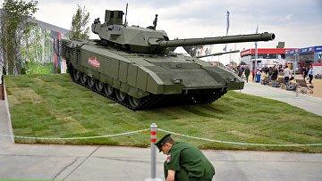 """IV Международный военно-технический форум """"Армия-2018"""". День первый"""