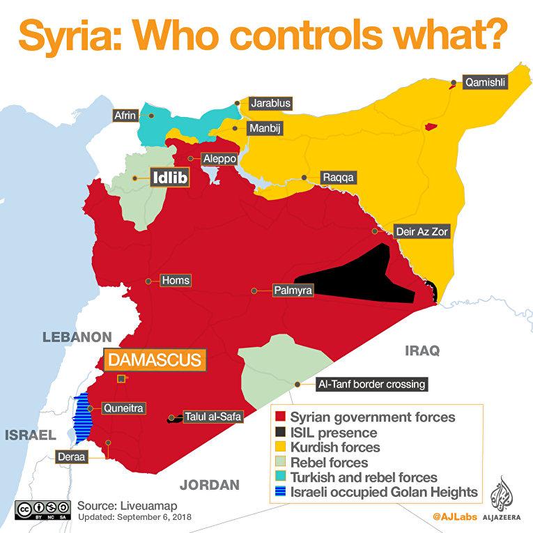 Сирийская гражданская война