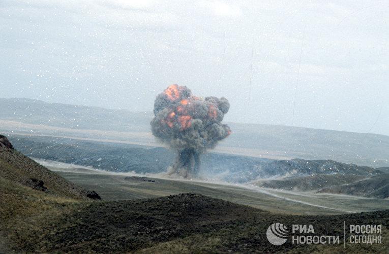 Уничтожение ракет РСМД