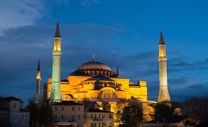 В Греции назвали ситуацию вокруг Святой Софии всемирной проблемой