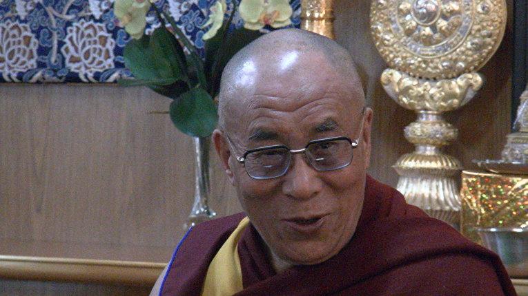Учения Далай-ламы для российских буддистов в индийском городе Дхарамсале