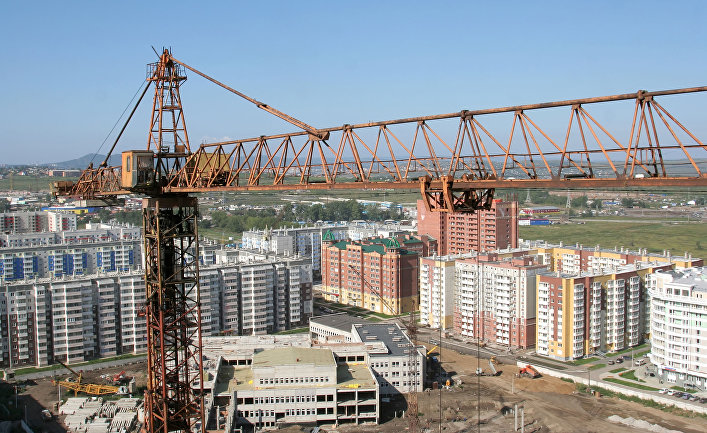 Виды Красноярска