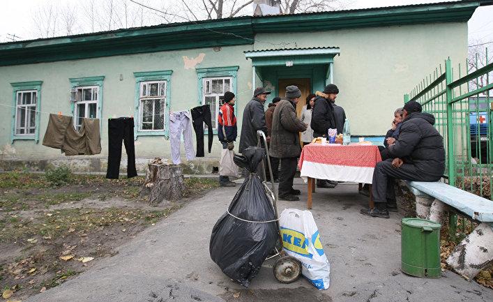 Безработные участвуют в переписи населения в Новосибирске