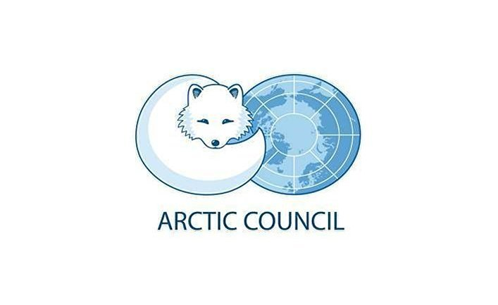 Логотип Арктического совета