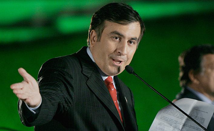 Визит президента Франции в Тбилиси