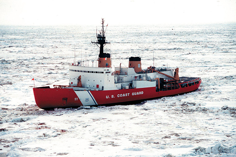 Ледокол Polar Star Службы береговой охраны США