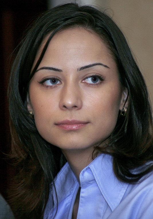 Министр экономики и устойчивого развития Грузии Вероника Кобалия
