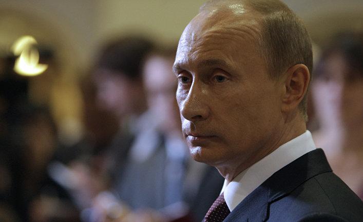 Владимир Путин ответил на вопросы россиян в прямом эфире