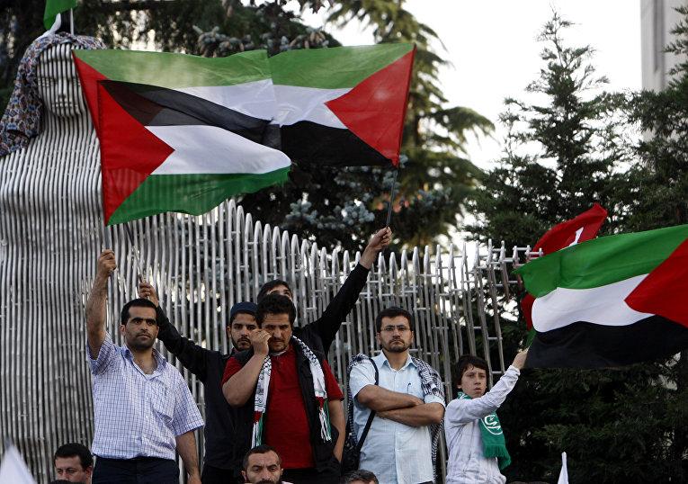 Палестинская политическая нация