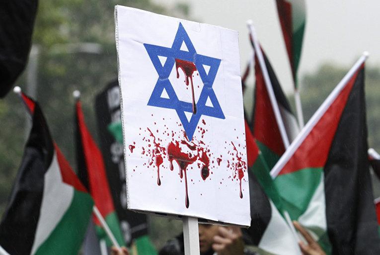 Израиль Палестина Сектор Газа