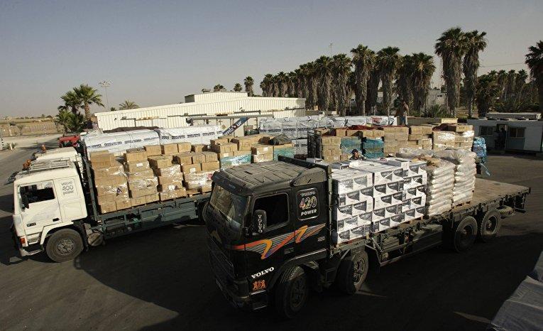 На границе Израиля и сектора Газа