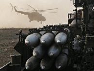 Позиции украинской армии в Донецкой области