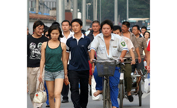 Китайцы