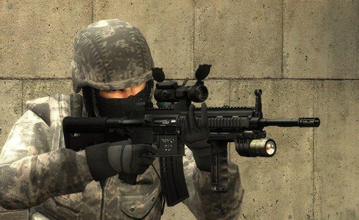 Компьютерная игра Counter-Strike
