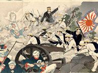 Японо-китайская война 1894—1895 годов: Пхеньянское сражение