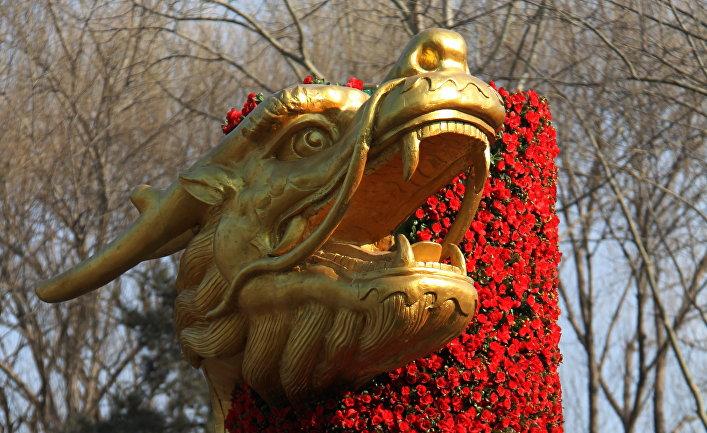 КНР, Пекин, новый Год