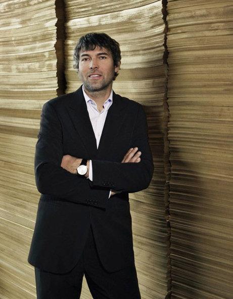 Учредитель и главный акционер PPF Group N.V. Петр Келлнер