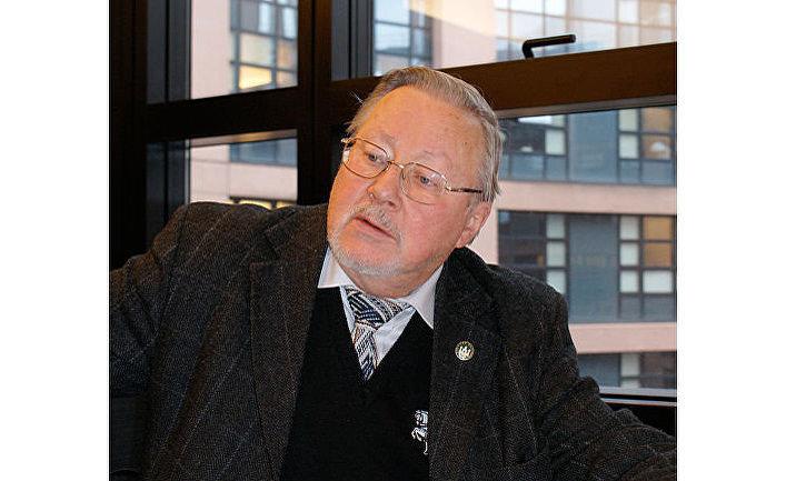 Витаутас Ландсбергис,  литовский политик, общественный деятель