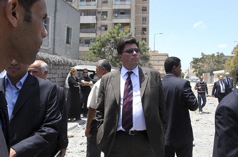 Российский спецпредставитель Михаил Маргелов побывал в Триполи